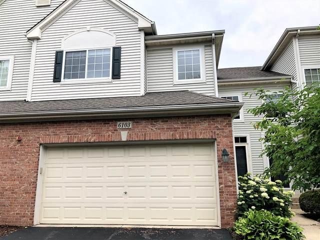 6103 Halloran Lane 43-2, Hoffman Estates, IL 60192 (MLS #11130596) :: Jacqui Miller Homes