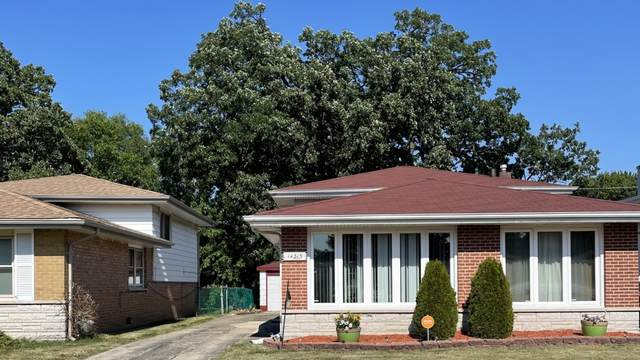 14315 Cottage Grove Avenue, Dolton, IL 60419 (MLS #11130605) :: John Lyons Real Estate