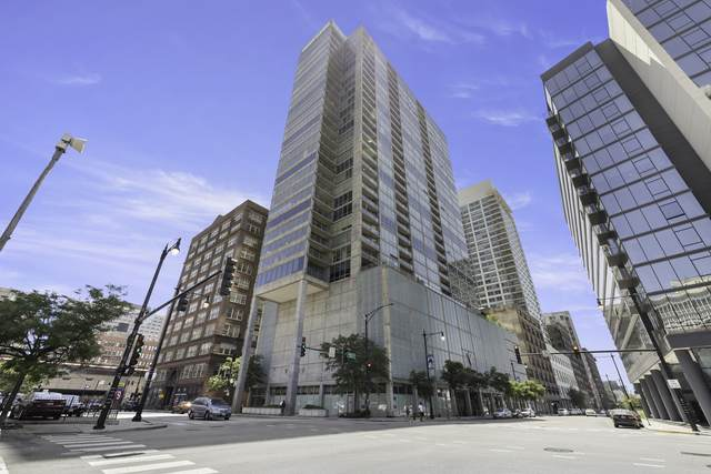 611 S Wells Street #1208, Chicago, IL 60607 (MLS #11130612) :: Angela Walker Homes Real Estate Group
