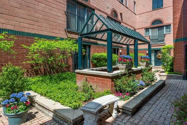 1616 N Hudson Avenue #6, Chicago, IL 60614 (MLS #11130613) :: John Lyons Real Estate