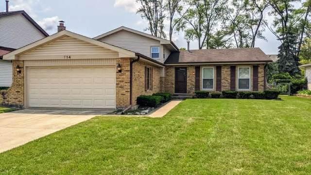 714 Longtree Drive, Wheeling, IL 60090 (MLS #11130619) :: Suburban Life Realty