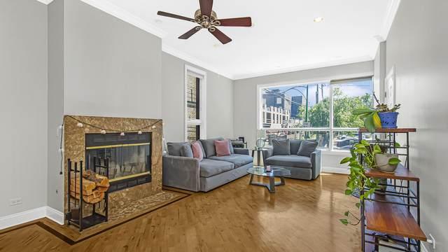 2414 W Iowa Street #1, Chicago, IL 60622 (MLS #11130622) :: Angela Walker Homes Real Estate Group