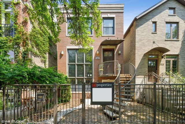 1822 W Erie Street, Chicago, IL 60622 (MLS #11130644) :: Angela Walker Homes Real Estate Group