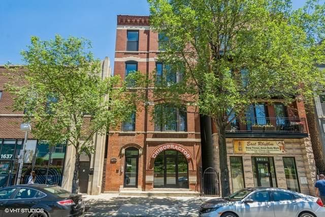 1635 N Ashland Avenue, Chicago, IL 60622 (MLS #11130665) :: Angela Walker Homes Real Estate Group