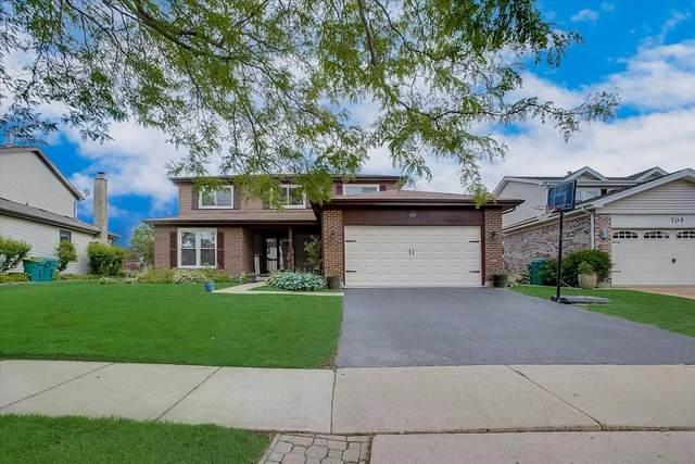 699 Briarwood Drive, Wheeling, IL 60090 (MLS #11130739) :: John Lyons Real Estate