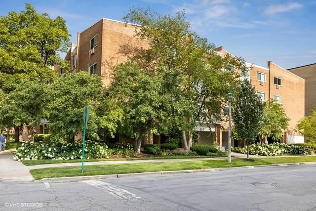 203 N Kenilworth Avenue 3K, Oak Park, IL 60302 (MLS #11130750) :: John Lyons Real Estate