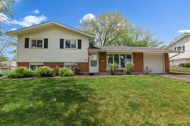565 Edgemont Lane, Hoffman Estates, IL 60169 (MLS #11130818) :: BN Homes Group