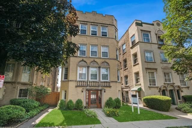 138 Custer Avenue #2, Evanston, IL 60202 (MLS #11130831) :: John Lyons Real Estate