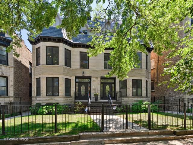 1455 W Carmen Avenue 2E, Chicago, IL 60640 (MLS #11130856) :: Angela Walker Homes Real Estate Group