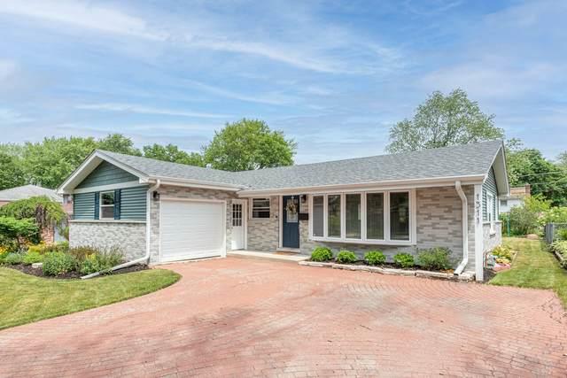 1311 N Chestnut Avenue, Arlington Heights, IL 60004 (MLS #11130862) :: John Lyons Real Estate