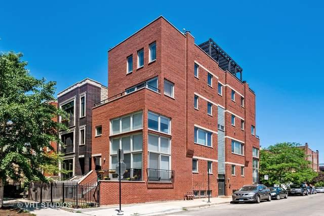 1718 W Cortez Street #0, Chicago, IL 60622 (MLS #11130872) :: Angela Walker Homes Real Estate Group