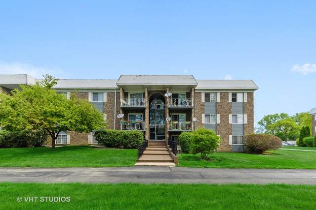 1527 N Windsor Drive #107, Arlington Heights, IL 60004 (MLS #11130876) :: Carolyn and Hillary Homes