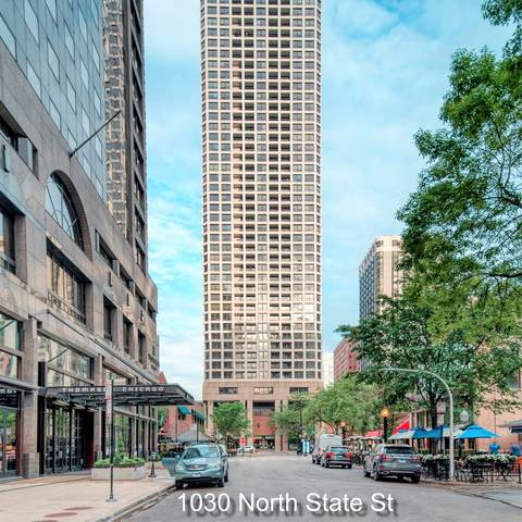 1030 N State Street 31E, Chicago, IL 60610 (MLS #11130891) :: Angela Walker Homes Real Estate Group