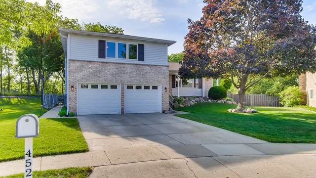 4522 Capstan Drive, Hoffman Estates, IL 60192 (MLS #11130892) :: O'Neil Property Group