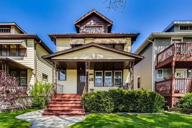5623 N Austin Avenue, Chicago, IL 60646 (MLS #11130908) :: John Lyons Real Estate