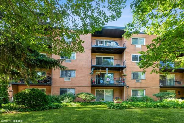 930 Washington Street 3B, Evanston, IL 60202 (MLS #11130932) :: John Lyons Real Estate