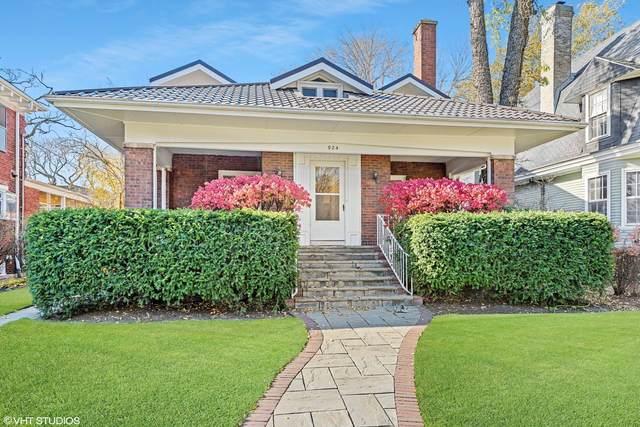 924 Sheridan Road, Evanston, IL 60202 (MLS #11130954) :: BN Homes Group