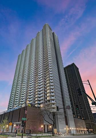 6033 N Sheridan Road 30K, Chicago, IL 60660 (MLS #11130971) :: Angela Walker Homes Real Estate Group