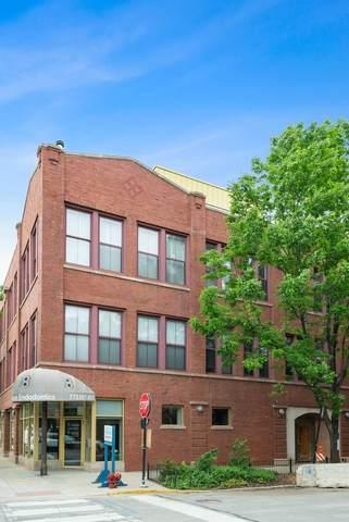 2300 W Armitage Avenue #6, Chicago, IL 60647 (MLS #11131009) :: Carolyn and Hillary Homes