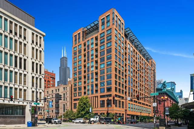 520 S State Street #1003, Chicago, IL 60605 (MLS #11131044) :: Angela Walker Homes Real Estate Group