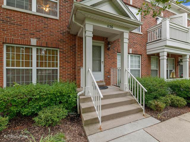 436 Commons Circle #436, Clarendon Hills, IL 60514 (MLS #11131059) :: Angela Walker Homes Real Estate Group