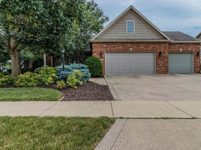 5005 Stonebridge Drive, Champaign, IL 61822 (MLS #11131081) :: The Wexler Group at Keller Williams Preferred Realty
