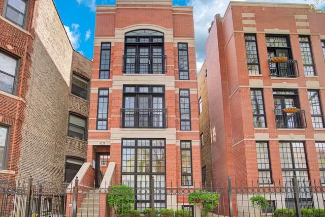 3251 N Kenmore Avenue #1, Chicago, IL 60657 (MLS #11131089) :: Angela Walker Homes Real Estate Group