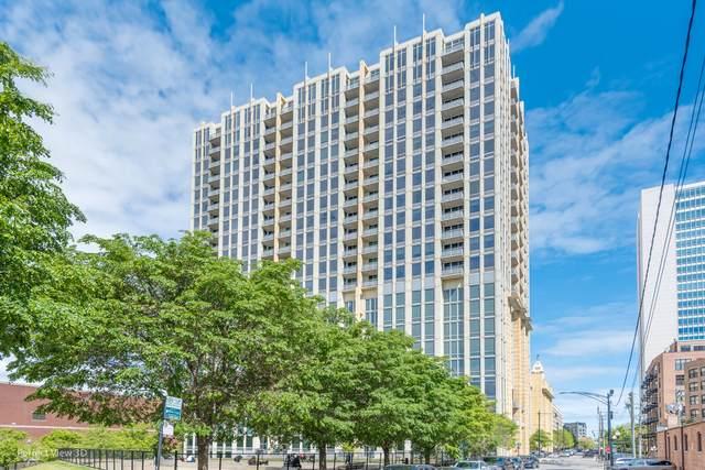 700 N Larrabee Street #209, Chicago, IL 60654 (MLS #11131143) :: Angela Walker Homes Real Estate Group