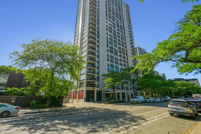1455 N Sandburg Terrace 1907B, Chicago, IL 60610 (MLS #11131147) :: Angela Walker Homes Real Estate Group