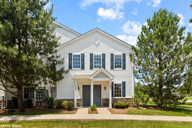 625 Silverstone Drive #625, Carpentersville, IL 60110 (MLS #11131154) :: BN Homes Group