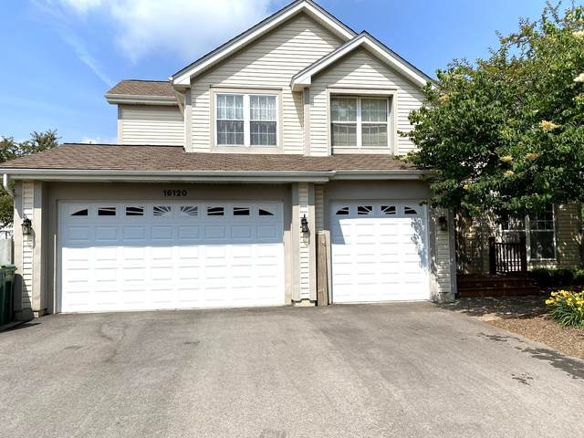 16120 S Arbor Drive S, Plainfield, IL 60586 (MLS #11131184) :: BN Homes Group