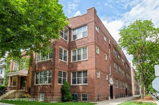 3343 W Sunnyside Avenue 1C, Chicago, IL 60625 (MLS #11131191) :: BN Homes Group