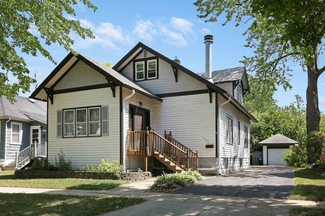 1293 Campbell Avenue, Des Plaines, IL 60016 (MLS #11131337) :: Helen Oliveri Real Estate