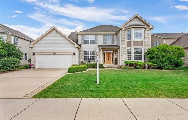 285 Berkshire Lane, Sugar Grove, IL 60554 (MLS #11131442) :: O'Neil Property Group