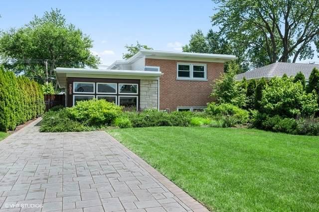 7315 N Kenneth Avenue, Lincolnwood, IL 60712 (MLS #11131470) :: John Lyons Real Estate
