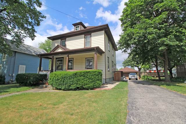 10705 N Woodstock Street, Huntley, IL 60142 (MLS #11131491) :: Lewke Partners