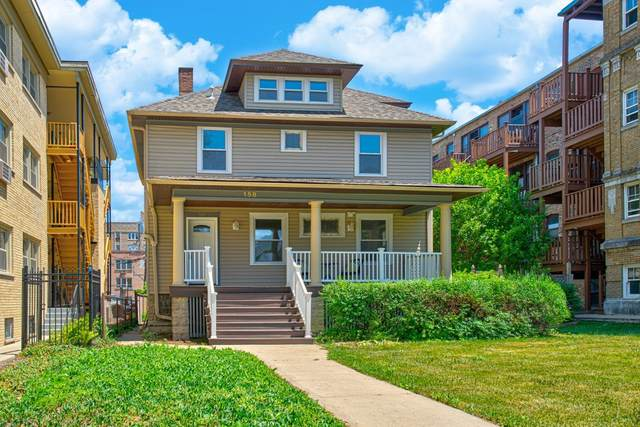 158 N Humphrey Avenue, Oak Park, IL 60302 (MLS #11131516) :: Helen Oliveri Real Estate