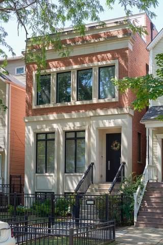 1324 W Melrose Street, Chicago, IL 60657 (MLS #11131561) :: John Lyons Real Estate