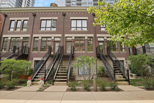 1320 S Indiana Parkway, Chicago, IL 60605 (MLS #11131564) :: John Lyons Real Estate