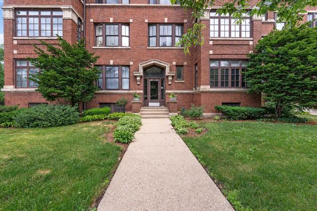 847 Ridge Avenue #3, Evanston, IL 60202 (MLS #11131582) :: John Lyons Real Estate