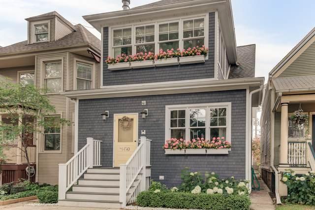 1450 W Pensacola Avenue, Chicago, IL 60613 (MLS #11131627) :: John Lyons Real Estate