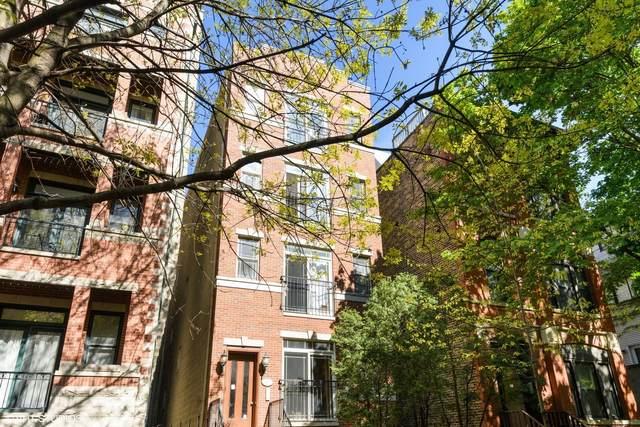 1509 N Hudson Avenue #3, Chicago, IL 60610 (MLS #11131690) :: Carolyn and Hillary Homes