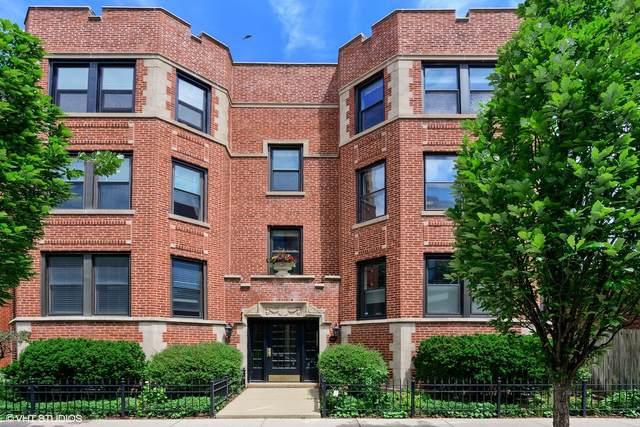 606 W Aldine Avenue 2E, Chicago, IL 60657 (MLS #11131867) :: John Lyons Real Estate