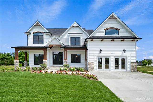 483 Deerfield Drive, Oswego, IL 60543 (MLS #11131912) :: The Wexler Group at Keller Williams Preferred Realty