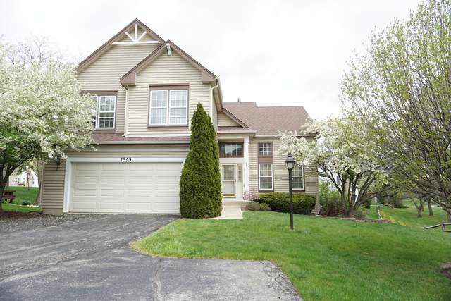 1595 Della Drive, Hoffman Estates, IL 60169 (MLS #11131921) :: Suburban Life Realty