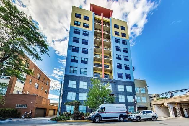 1122 W Catalpa Avenue #1017, Chicago, IL 60640 (MLS #11131958) :: Suburban Life Realty