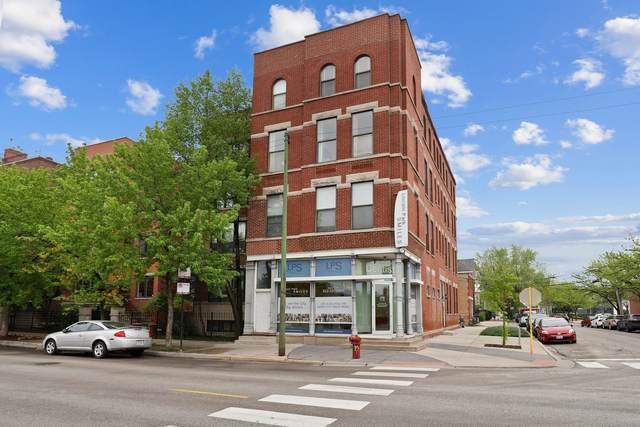 1701 N Sheffield Avenue #301, Chicago, IL 60614 (MLS #11132036) :: Carolyn and Hillary Homes