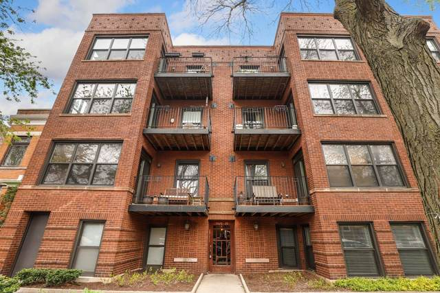 5022 N Hermitage Avenue #1, Chicago, IL 60640 (MLS #11132110) :: Carolyn and Hillary Homes