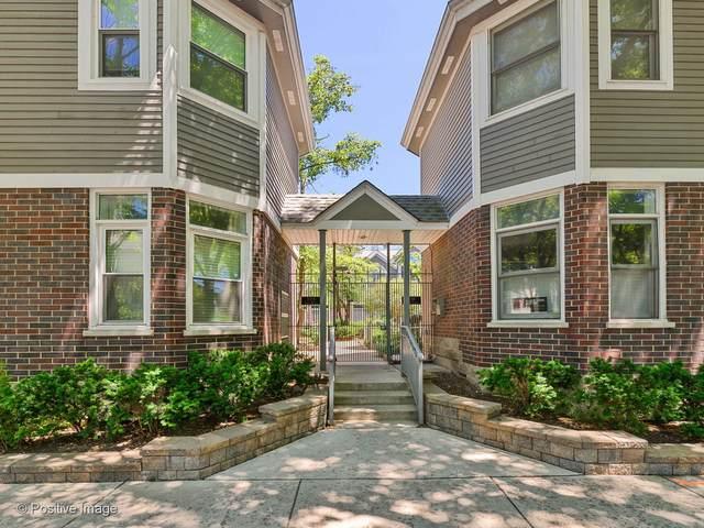 3315 N Racine Avenue B, Chicago, IL 60657 (MLS #11132130) :: John Lyons Real Estate
