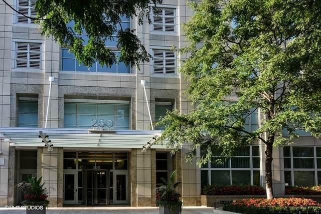 250 E Pearson Street #3102, Chicago, IL 60611 (MLS #11132154) :: John Lyons Real Estate